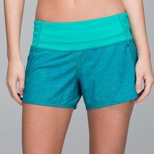 Lululemon Run Times Short *4-way Stretch Size 6